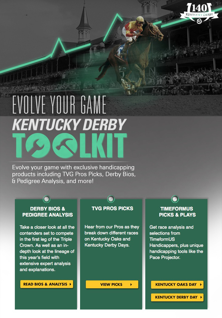 TVG Triple Crown Photo